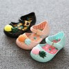 Baby Girls Shoes (JR-SED-BL-BK-24)