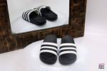 Black & White Sandal For Baby Kids
