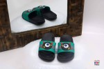 Green And Black Sandal For Baby Boys