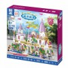 Princess Castle Model Building Lego Set