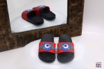 Red Color Sandal For Baby Boys