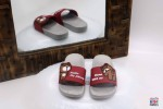 Red Color Sandal For Kids