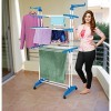 Three Layers Clothes Rack For Drying Clothes